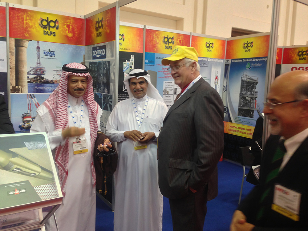 Middle East Oil Show, Bahrain 2013