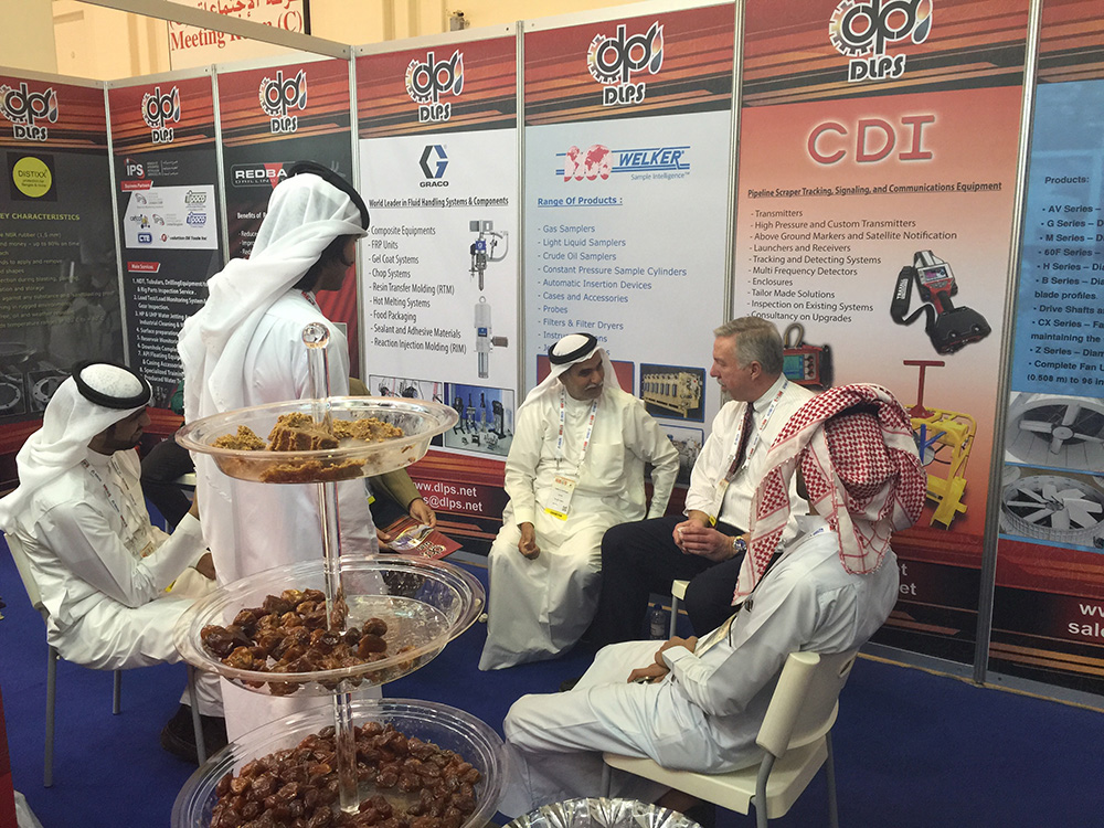 Middle East Oil Show, Bahrain 2015